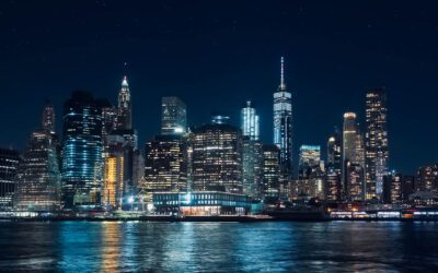PEC Controls Help Light Up the New York Skyline