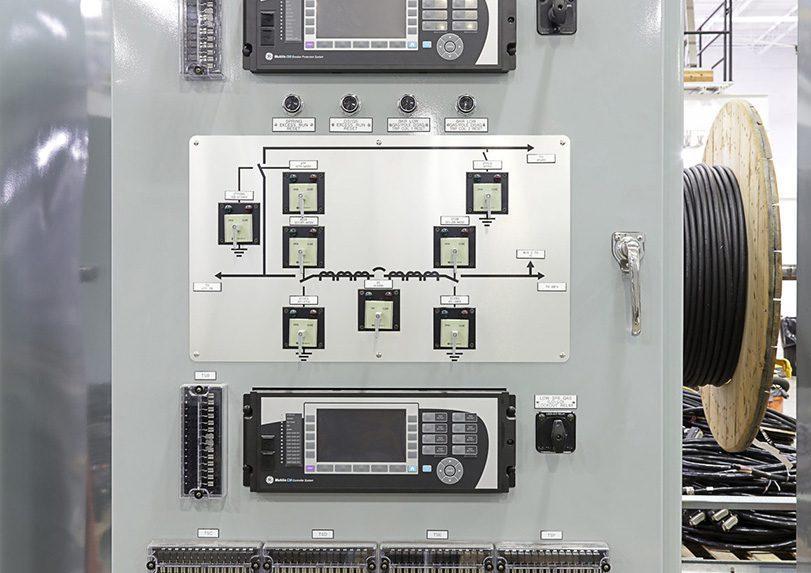 local control center