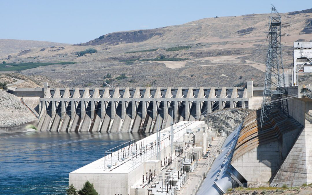 PEC Helps Maintain Power Generation and Agriculture Irrigation Along the Columbia River